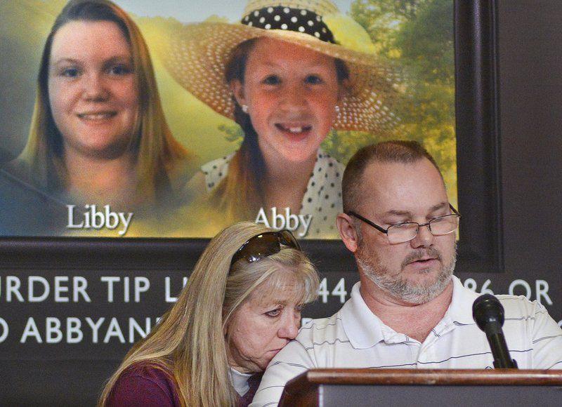 Relatives of slain Delphi teen say double-killing will be solved ...
