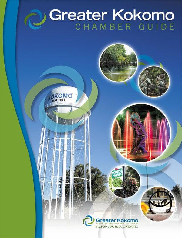 2014 Greater Kokomo Chamber Guide