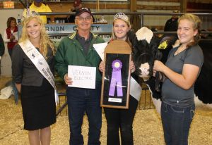 Vernon County Fair Dairy Ribbon Auction