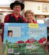 Author's latest celebrates 'farm boy' days