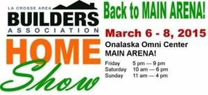 Paradise Pool & Spa is going to be at the Onalaska Home Show this weekend!