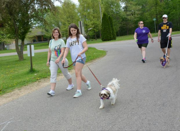 A walk for all pets