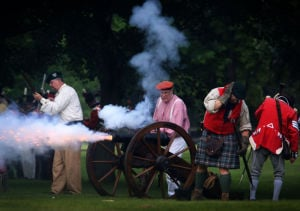 Photos: Re-creating the Battle of Prairie du Chien
