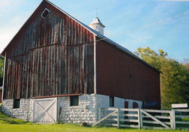 New exhibit is all about the barns