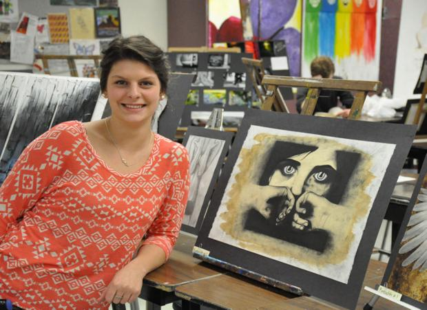 Success Showcase shows off students' work