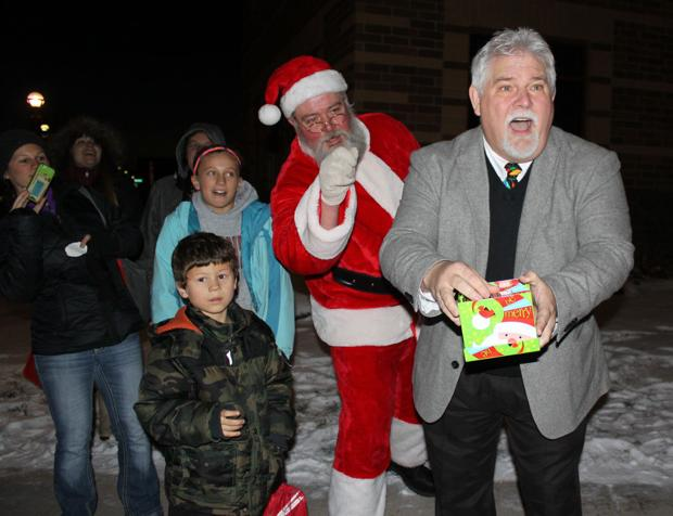 City's new holiday event off to good start