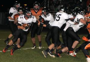 Viroqua a wisker away from close game at BRF