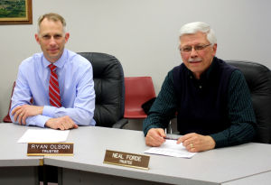 Forde reflects on Holmen board service