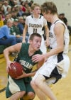 Caledonia pushes second-ranked R-P, but falls short in basketball opener