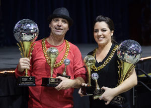 La Crescent team wins Dancing with the La Crosse Stars