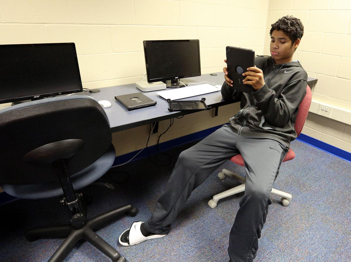 new center at boys and girls clubs mathy site to get teens ready teen career center