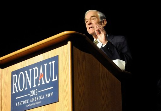 Ron Paul brings presidential campaign to St. Cloud