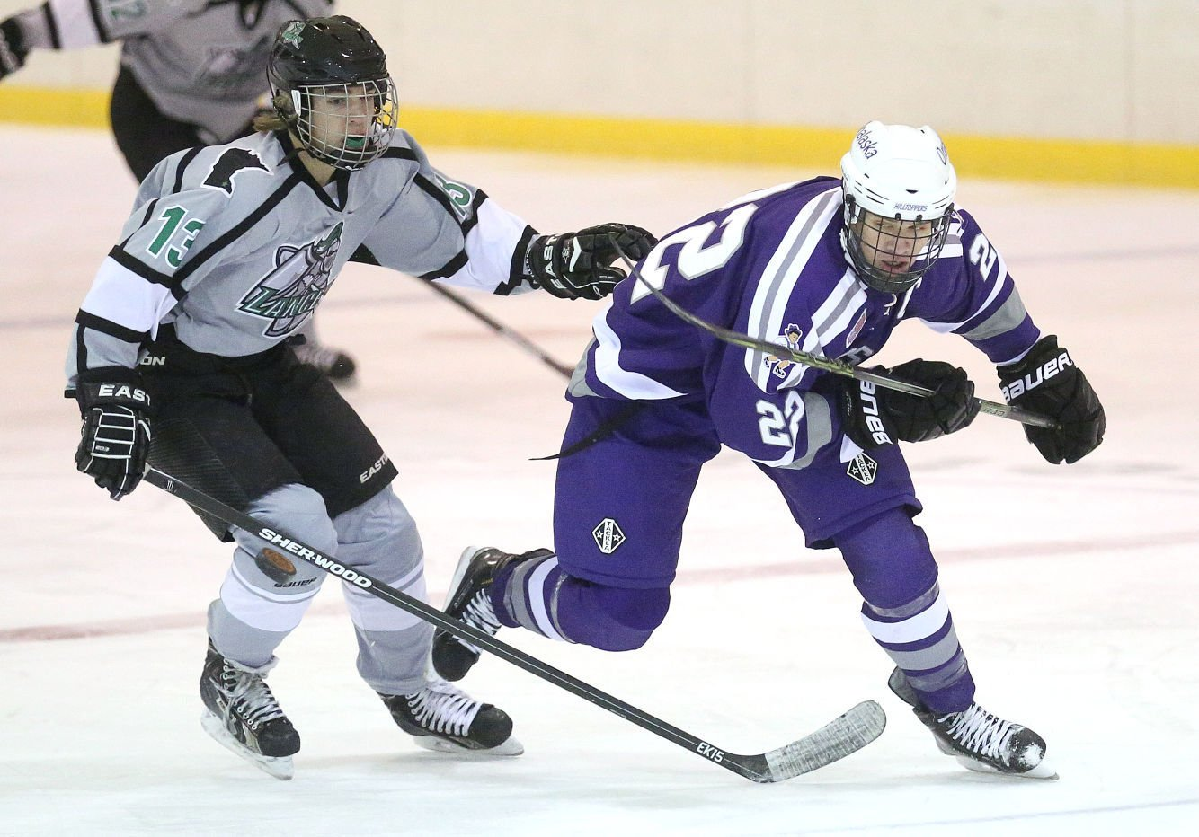 WI H.S.: Different Paths, Same Destination For Onalaska Hockey Teams