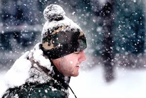 Photo gallery: Snow blankets La Crosse region