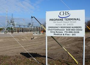 Propane supply on track for winter heating season