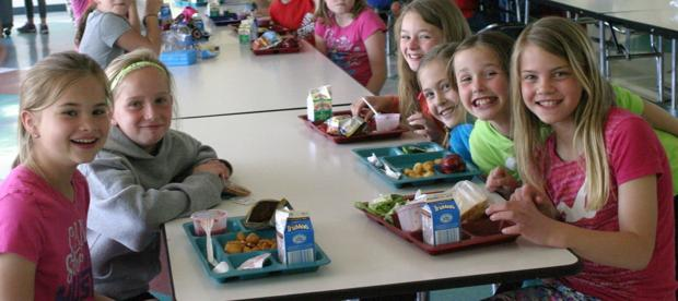 School food service program in search of growth