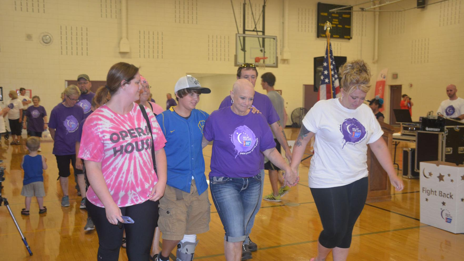 'We will finish this fight': Tomah Relay for Life raises money to cure cancer   Local   lacrossetribune.com