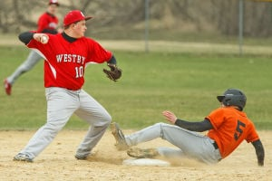 Come from behind win for Westby