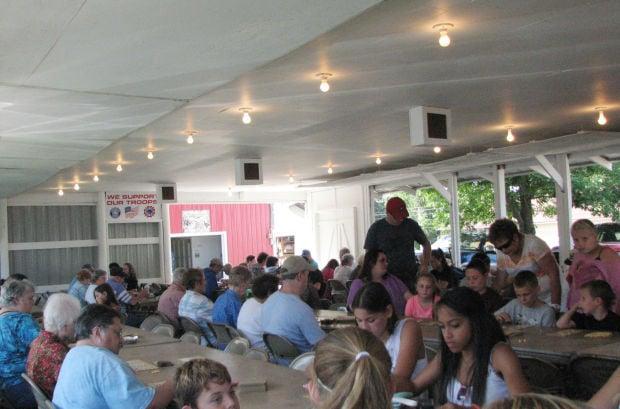 Bingo at county fair raises money for Honor Flight