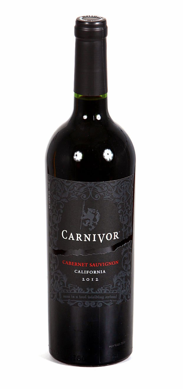Wine Of The Week Carnivor Cabernet Sauvignon 2012