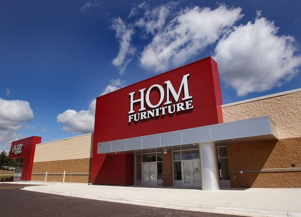 hom furniture opens saturday in onalaska local