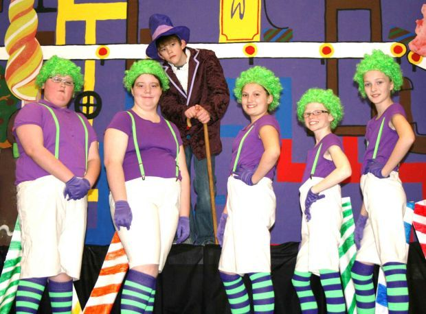 Vms To Stage Willy Wonka Jr March 15 17 Lifestyles