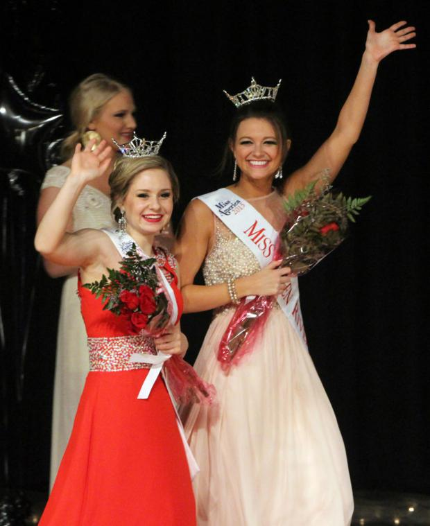 Newton, Tanke win at Miss Seven Rivers