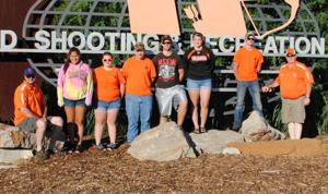 BRF High School Shooting Tigers compete at nationals