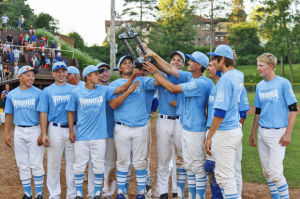 Post 138 wins regional; state berth