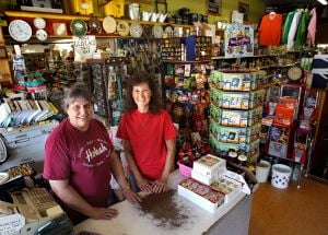 Former grocer, café owner is still a fixture at Hokah Hardware