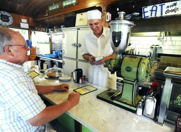 Couple open 1920s vintage diner in lanesboro local for Alexa cuisine catering