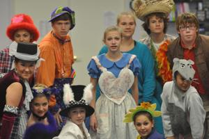Dance theater presents 'Alice in Wonderland'