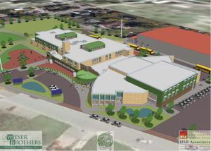 Board selects financing option for proposed school