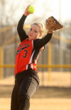Hawk softball team wins ninth-in-a-row