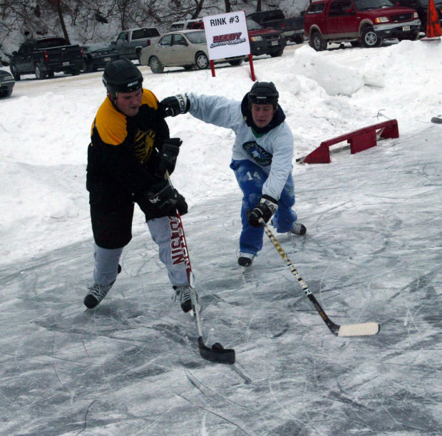 pond hockey tourney a budding tradition couleenews