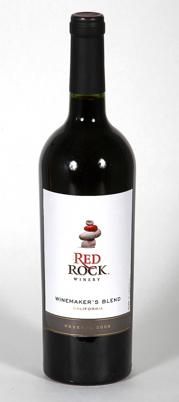 Wine Of The Week Red Rock Reserve Winemakers Blend 2009