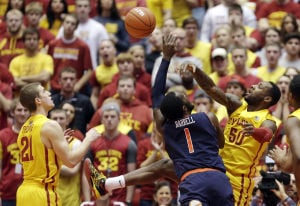 Photos: Matt Thomas at Iowa State