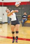 Blackhawk volleyball team starts season 3-2