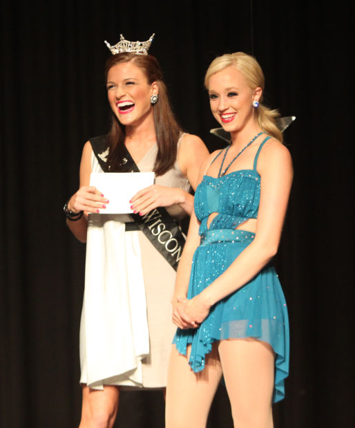 Kuipers performed a piano piece at saturday s miss onalaska pageant