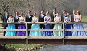 Viroqua High School Prom 2015