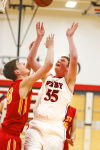 Westby boys hit a wall in conference action