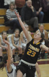 Girls lose regional at Holmen