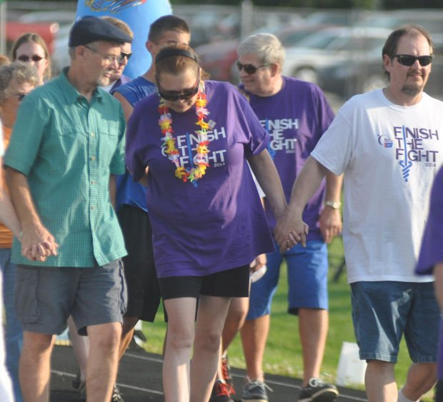 Relay for Life raises money in the fight against cancer