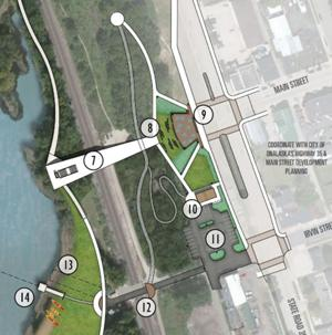 Great River Landing plans taking shape