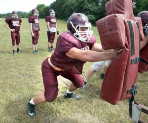 Serauskas ready to take over leadership role at Holmen