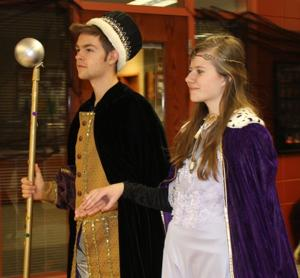 Viroqua High School Medieval Feast