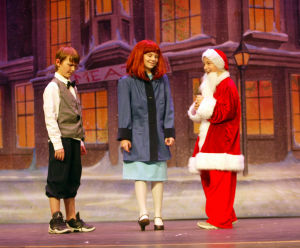 Gift helps get holiday play to Heider stage