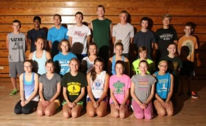 Melrose-Mindoro cross country returns strong