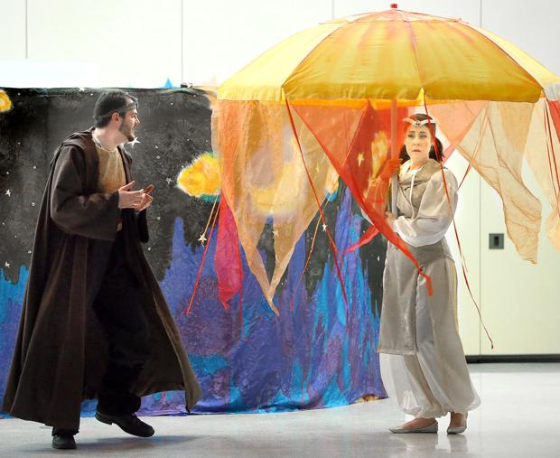 Opera for the Young performance brings Holmen grad home