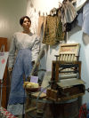 Chores of yore are museum exhibit topic